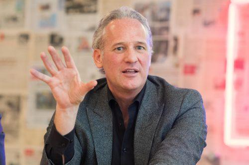 Martin Ohneberg bestreitet alle Vorwürfe in der Causa Tojner. VN/Stiplovsek