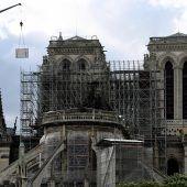 Notre-Dame: Polizei warnt Anwohner vor Bleistaub