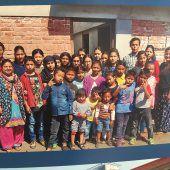 Heim für vierzig Waisenkinder
