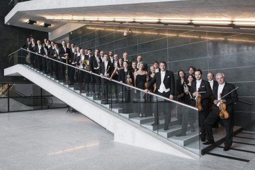 Das Orchestra Svizzera italiana spielt zwei Beethoven-Symphonien. Veranstalter