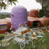 Flintstone-Haus in Vorort von San Francisco erregt die Gemüter