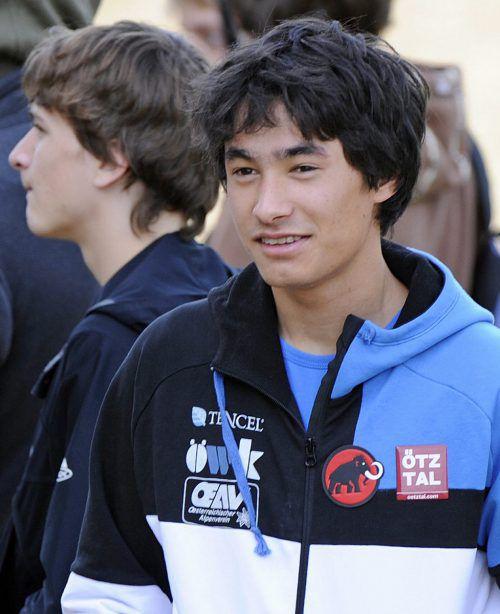 David Lama galt als Ausnahmetalent der Alpinisten- und Klettererszene. APA