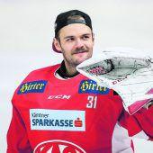 """<p class=""""caption"""">David Madlener, der Stellvertreter von Nummer-eins-Torhüter Lars Haugen.gepa</p>"""