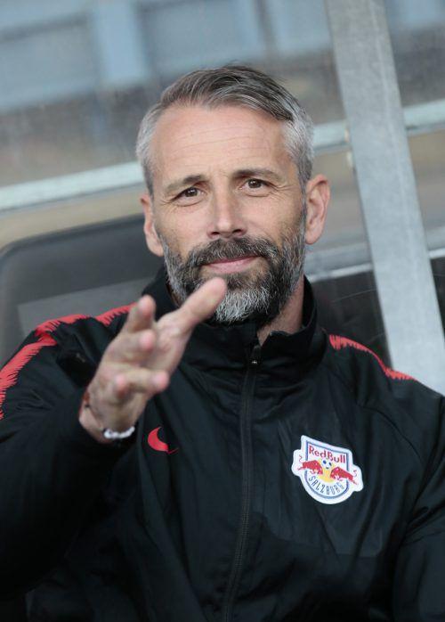 Die Anzeichen verdichten sich, dass Marco Rose in Mönchengladbach landet. APA