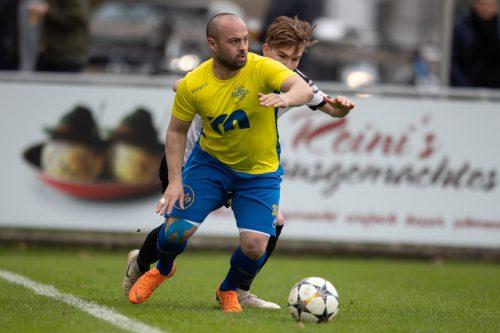 Der FC Wolfurt schaffte es, im Heimspiel gegen den FC Bizau die entscheidenden Zweikämpfe für sich zu entscheiden.Vn/Sams
