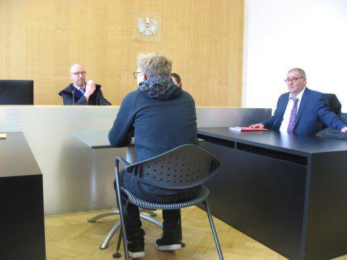 Der Lehrling aus dem Montafon wurde freigesprochen. EC