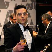 Oscar-Preisträger Rami Malek spielt Bond-Bösewicht