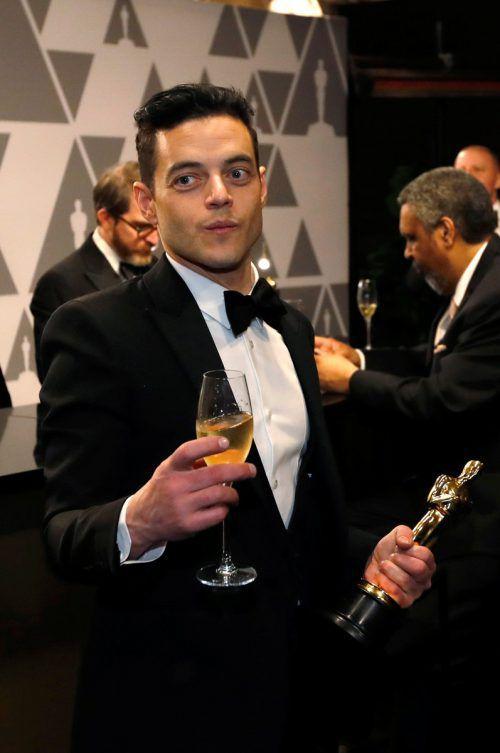 Der neue Bond mit Rami Malek soll im April 2020 in die Kinos kommen. Reuters