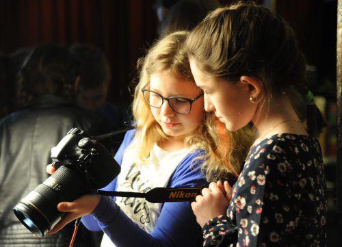 Der Porträtfotokurs vermittelte Grundlagen des Profifotografierens.