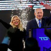 Netanjahu vor fünfter Amtszeit