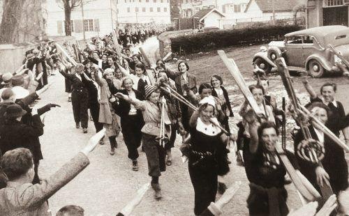 Der Tiroler und Vorarlberger Skilauf im Nationalsozialismus. STADTARCHIV DORNBIRN