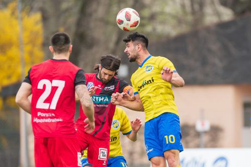 Der VfB Hohenems will der Favoritenrolle gegen Admira Dornbirn gerecht werden und den ersten Sieg im Jahr 2019 einfahren.VN-Stiplovsek