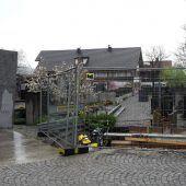 20 neue Urnengräber in Nenzing