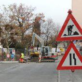 Neuer Asphalt für Quellenstraße