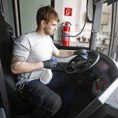 Masern legten Klagenfurter Busverkehr lahm