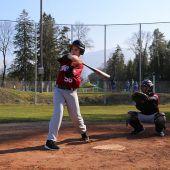 Feldkircher Baseballer bauen Platz aus