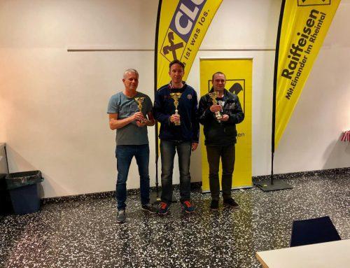 Die erfolgreichen Mitglieder des TTC Bludenz in Lustenau.ttc bludenz