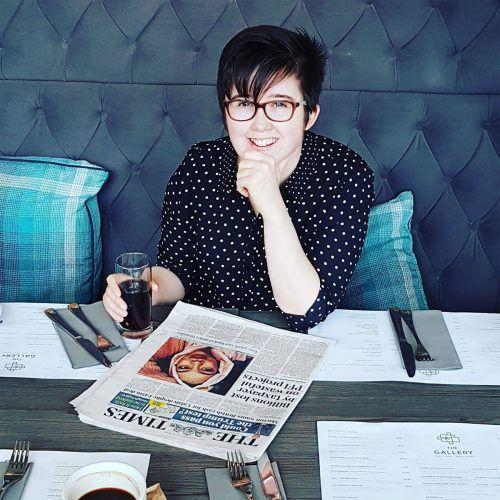 Die Journalistin Lyra McKee wurde bei Ausschreitungen in Derry getötet.afp