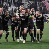 Junges Ajax triumphiert über alte Dame