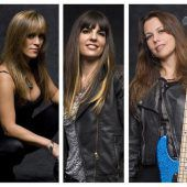 Tribute-Band The Iron Maidens live im Conrad Sohm