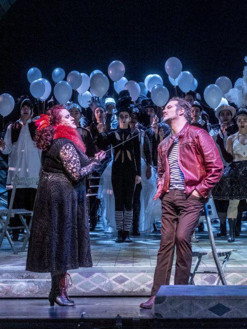 """Die Oper """"Liliom"""" von Johanna Doderer wurde zuletzt in Innsbruck gezeigt. lT/Larl"""