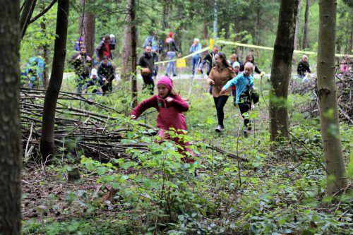 Die Ostereiersuche im Frutzwald ist nach einer Pause zurück: Morgen warten im Frutzwald wieder 6000 bunte Eier darauf, entdeckt zu werden. uysal