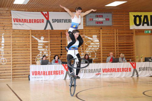 Die regierenden U-19-Europameister in Zweier Rosa Kopf/Svenja Bachmann.Verein