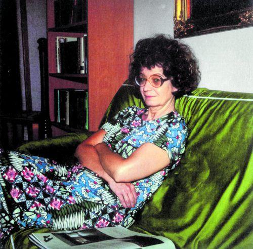 Die Regisseurin Barbara Herold, die in Bregenz lebt, stellte ein Bild ihrer Mutter Renate Herold aus dem Jahre 1973 nach. Veranstalter