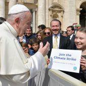 Streikaufruf beim Papstbesuch