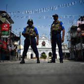 Sri Lankas Polizeichef muss gehen