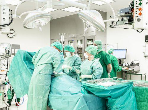 Knapp 1200 Personen sind in den Dornbirner Gesundheitseinrichtungen angestellt.stadt