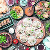 Vielfalt in der georgischen Küche