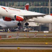 Millionenbeute bei Überfall auf AUA-Flieger in Tirana