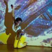 Geballte Ladung der Tanzszene im Theater Kosmos