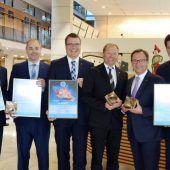 Vorarlberger Sparkassen im Kreis der Besten