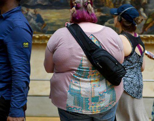 Die Zahl der dicken Kinder hat sich in den vergangenen 40 Jahren verzehnfacht. APA