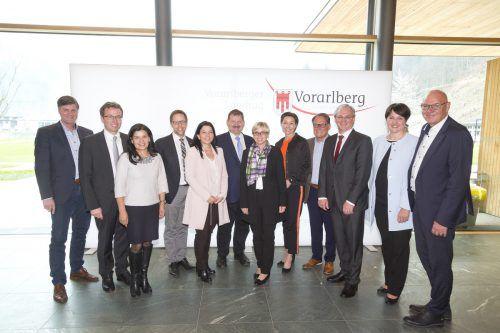 Die Zukunft der Arbeit im Land stand gestern bei der Landtagsenquete im Mittelpunkt. VLK