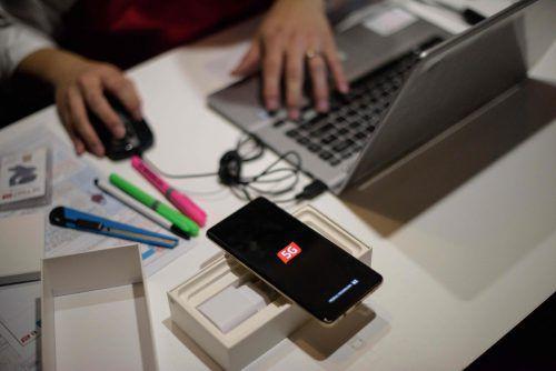 Digitalisierung verändert auch das Jobprofil. Fortbildung hilft weiter.AFP