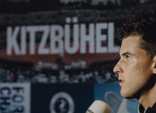 Dominic Thiem plant erst 2024 mit einem olympischen Auftritt. gepa