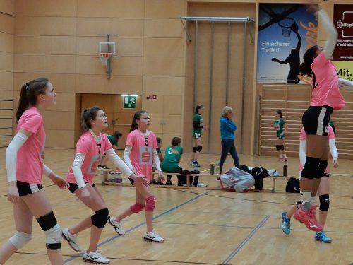 Dornbirn ist ab dem 29. April Gastgeber der 42. Sparkasse-Schülerliga Volleyball. cth