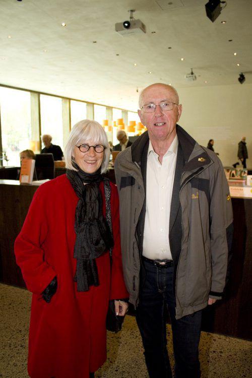 Ebenfalls unter den Besuchern waren Annegret Linde und Werner Schelling.