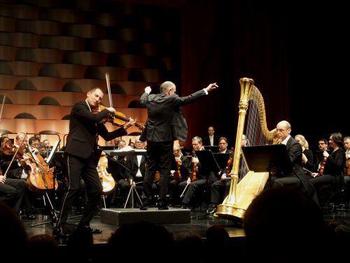 Ein Auftritt der Wiener Symphoniker ist seit Jahren ein Programmpunkt der Meisterkonzerte. JU