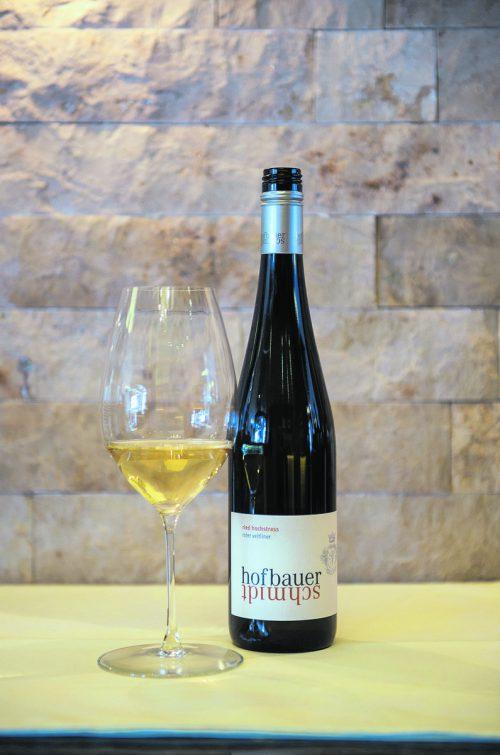 """Ein Wein mit """"Pfefferl"""" am Gaumen vom Weingut Hofbauer-Schmidt.beate Rhomberg"""