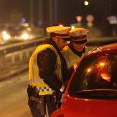 Sechs Führerscheine nach Aktion scharf weg