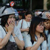 Tote und Verletzte nach Erdbeben auf den Philippinen