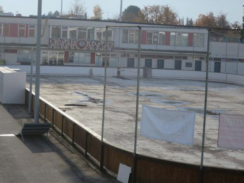 Eislaufplatz und Arena Höchsterstraße beschäftigen die Stadtregierung. HA