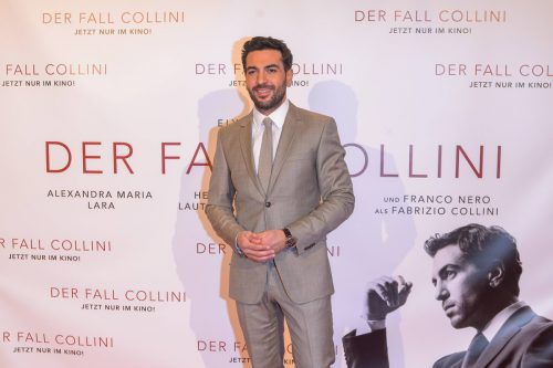 """Elyas M'Barek verkörpert in """"Der Fall Collini"""" einen jungen Anwalt. V. Press/Tischler"""