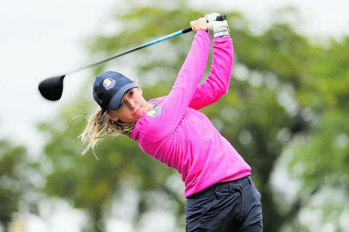 Emma Spitz möchte sich für das Finale in Augusta qualifizieren. apa
