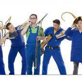 Ensemble Sonus Brass bei KUNO