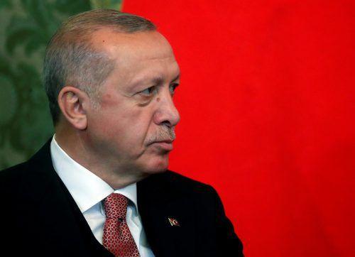 Erdogans AKP konnte bei den Kommunalwahlen nichts dazugewinnen. RTS